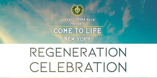 Guayaki Yerba Mate Presents Regeneration Celebration