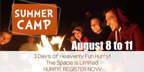 SUMMER CAMP 2019 tickets