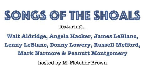 Songs of the Shoals tickets