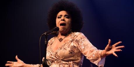 Eliana Pittman, cantando jazz e música brasileira ingressos