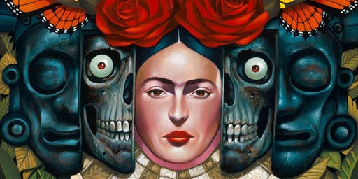 Día de Los Muertos Fiesta 2019