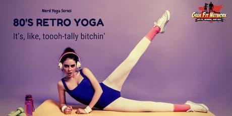 80's Retro Yoga at Alamo Drafthouse tickets
