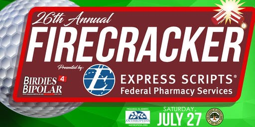 2019 Firecracker Golf Tournament presented by Express Scripts Federal Pharmacy Services