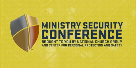 MSC - Ministry Security Conference - October 10th New York, NY tickets