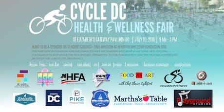 CYCLE DC HEALTH & WELLNESS FAIR tickets
