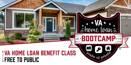 VA Home Loan Bootcamp Everett tickets