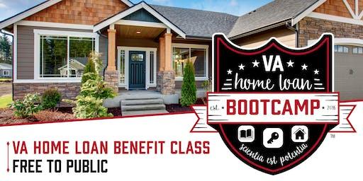 VA Home Loan Bootcamp Everett
