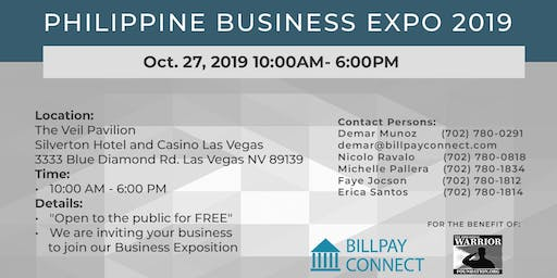 Philippine Business Expo 2019