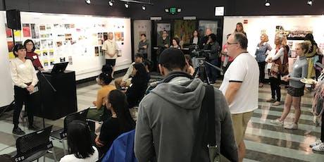 Global Urban Humanities Open House Fall 2019 tickets
