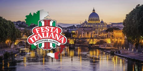 2019 Festa Italiana Rockford IL tickets