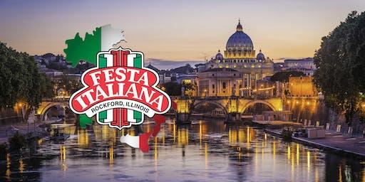 2019 Festa Italiana Rockford IL