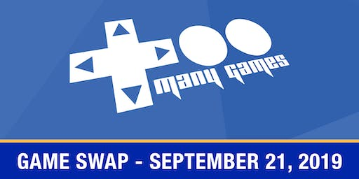 TooManyGames Game Swap Vendor Tables