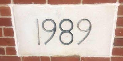 State High Class of '89 REUNION