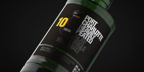 Bruichladdich Annual Drams & Dining - Featuring Port Charlotte 10 Year! tickets