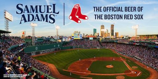 Sam Adams Red Sox Pre-Game Tour & Trolley