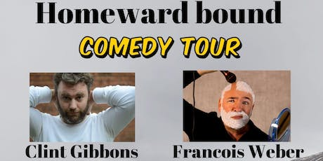 The Homeward Bound Comedy Tour tickets