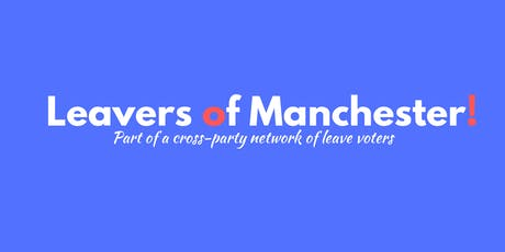 Leavers of Manchester Pub Meet-up tickets