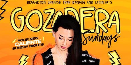 LA GOZADERA - Sunday Party with DJ BLISS & DJ R2RO tickets