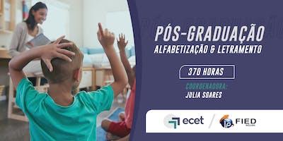 Pós Graduação em Alfabetização e Letramento - Fortaleza