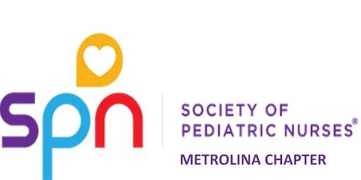 Transition to Pediatrics - Society of Pediatric Nurses Metrolina Chapter