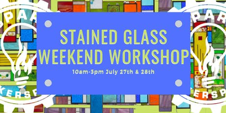 Stained Glass Strip Panels: Weekend Workshop tickets