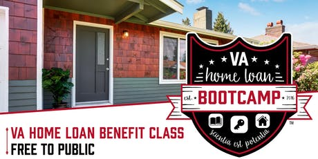 VA Home Loan Bootcamp Port Orchard tickets