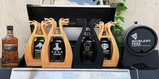Highland Park Valhalla Whisky Series - Tasting/Dégustation