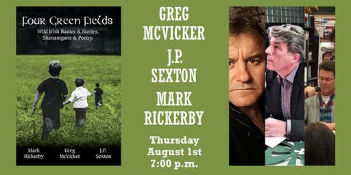 Greg McVicker, J.P. Sexton, Mark Rickerby - Four Green Fields