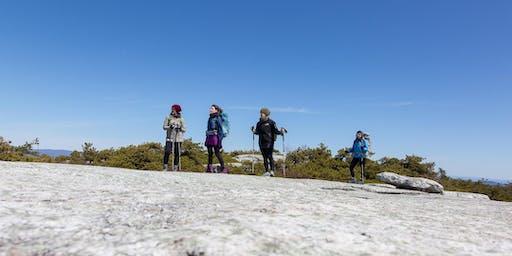 Girl Gotta Hike presents Shawangunk Ridge Women's Hike