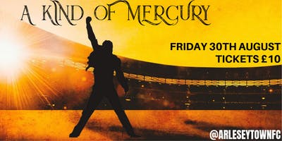 A KIND OF MERCURY (FREDDIE MERCURY TRIBUTE)