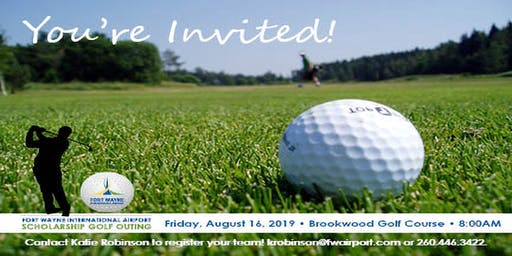 2019 Fort Wayne International Airport Scholarship Golf Outing