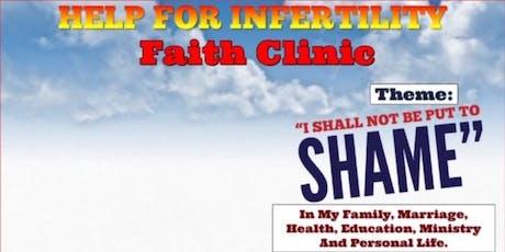 Faith Clinic tickets