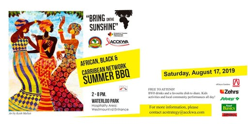 African Black & Caribbean Network Summer BBQ