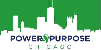 Power & Purpose Chicago 2019 Luncheon Fundraiser featuring Soledad O'Brien