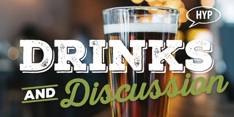 Drinks & Discussion: Stay Ahead of the Real Estate Game tickets