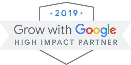 Google Get Your Business Online (live webinar) tickets