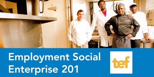 Employment Social Enterprise 201 - Workshop in York Region