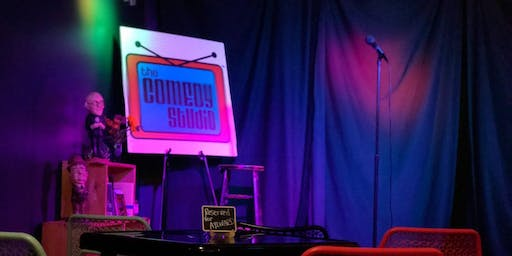 LATE SHOW 10:15pm Friday Night at The Comedy Studio!