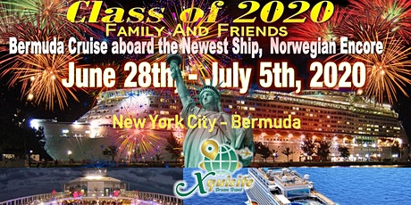 New York City -  7-Day Bermuda Cruise tickets