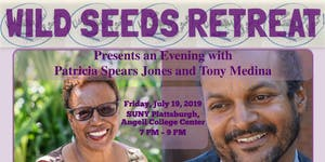 Wild Seeds Writers Retreat Presents Patricia Spears Jon...