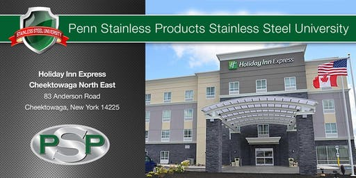 Stainless Steel University - Buffalo, NY - Sept 12