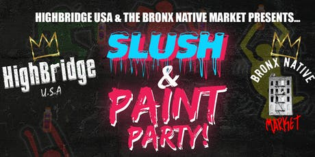 Welcome to The Slush & Paint Party! tickets