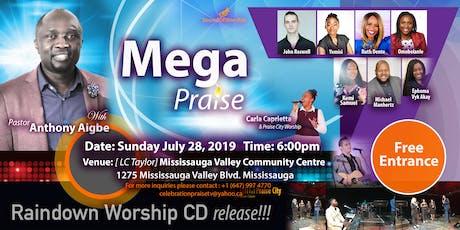 Sound Of Worship - MEGA PRAISE 2019 tickets