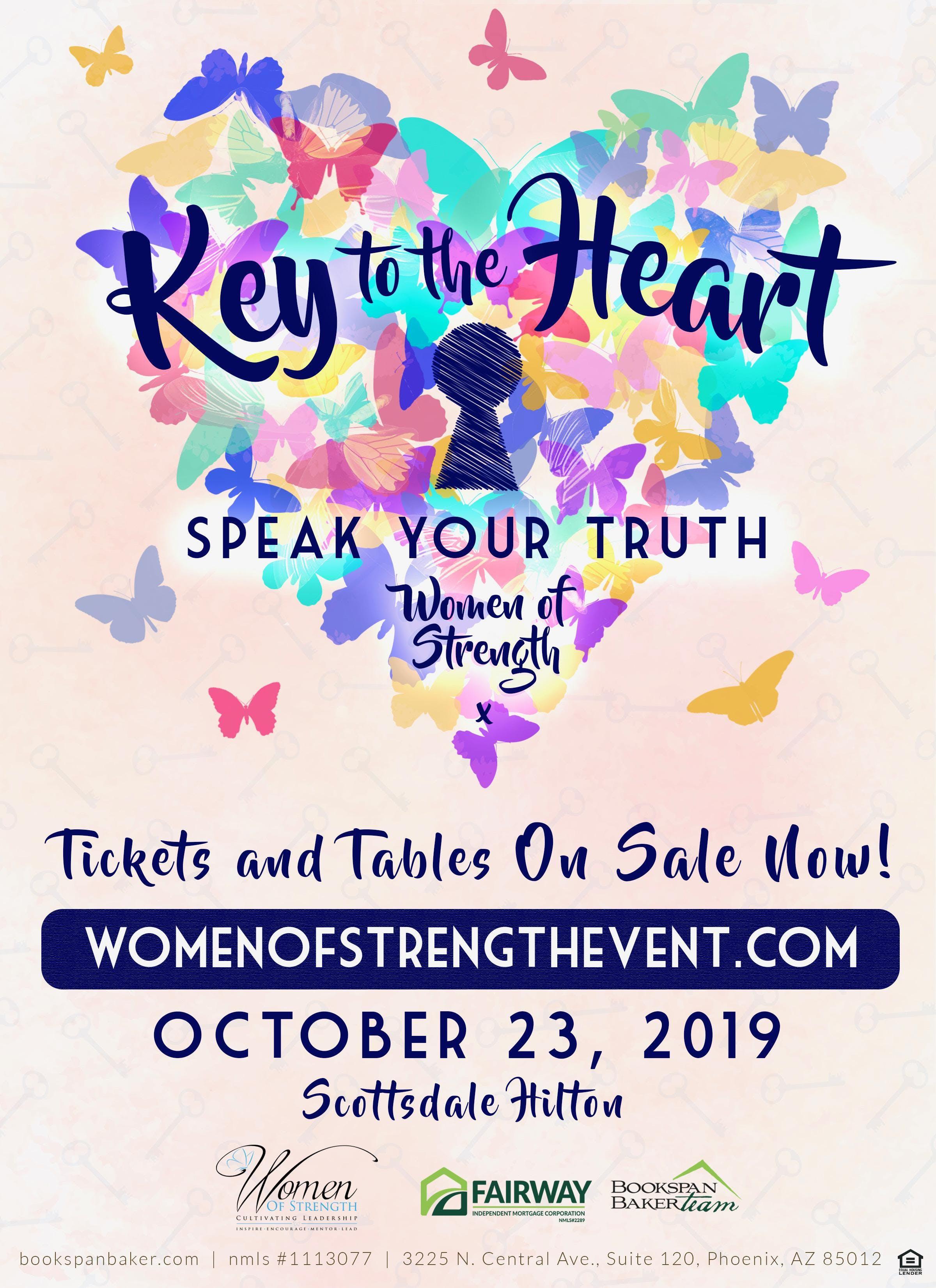 Women of Strength Event X