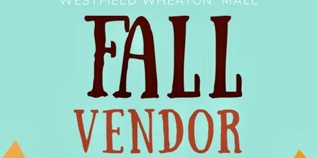 Fall Vendor Fair  tickets