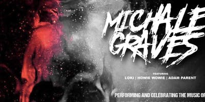 Michale Graves (ex-Misfits) at Bigs Bar Sioux Falls