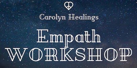 Empath Workshop tickets