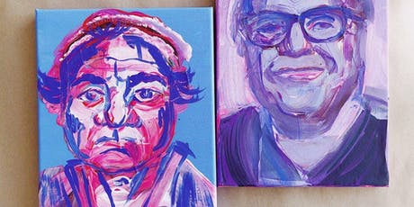 Makers Workshop: Abstract Portraits tickets