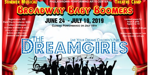Dreamgirls: The Talent Show