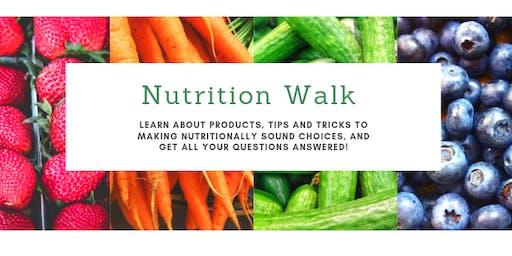 FREE Diabetes Nutrition Walk